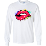 Lips Youth LS T-Shirt