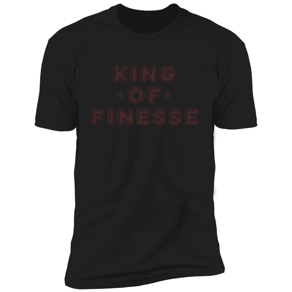 King of Finesse Short Sleeve T-Shirt