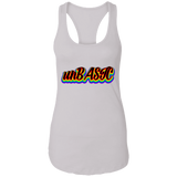 Rainbow Ladies Racerback Tank