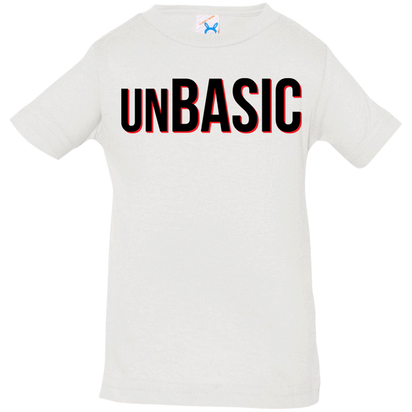 unBASIC Red Infant Jersey T-Shirt