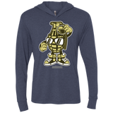 Grenade Triblend LS Hooded T-Shirt