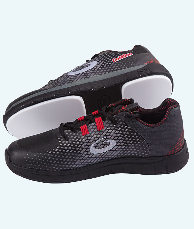 Men's Curling Shoes - Left Handed