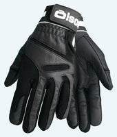 Ultrafit Black Unisex Curling Gloves