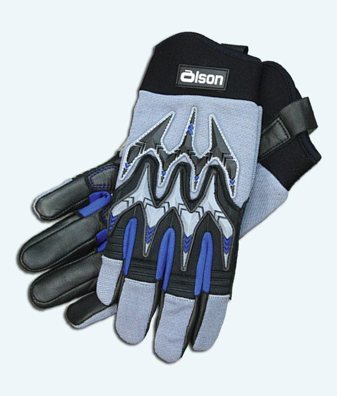 Men's Curling Gloves