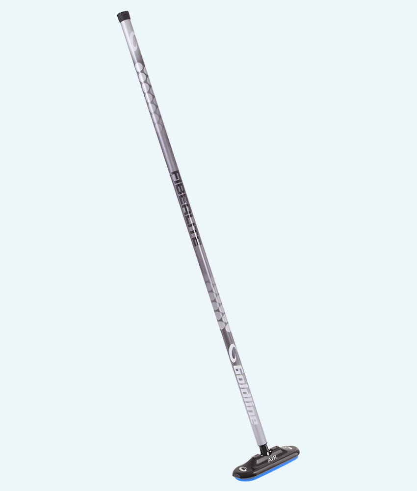 Fiberlite Air Broom - Silver Ice