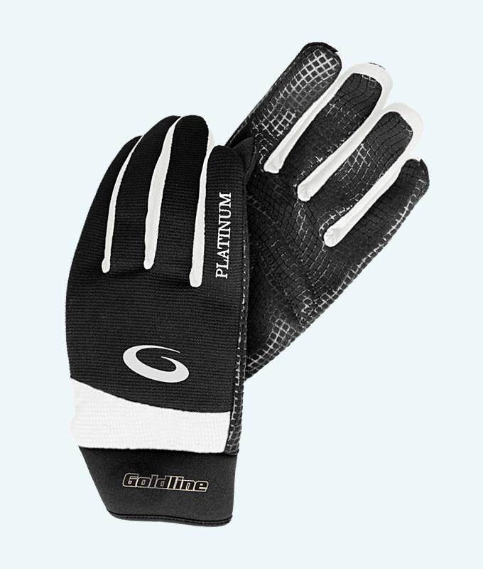 Unisex Platinum Curling Gloves