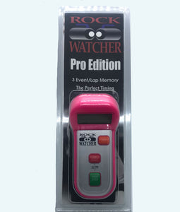 Rockwatcher Curling Timer - Pink