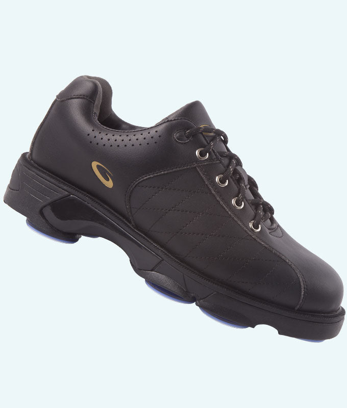 Men's Quantum S Curling Shoes with Double Grippers