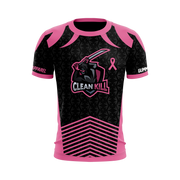 Clean Kill Cancer Awareness Jersey