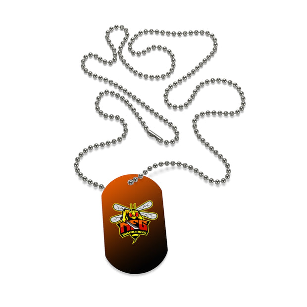 NFG Bee Dog Tag