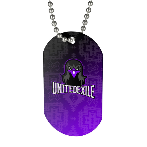 United Exile Dog Tag