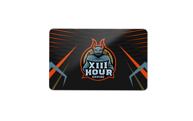 13th Hour Extended Mousepad