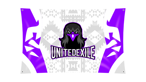 United Exile Alt Flag