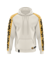 Fight White Pro Hoodie