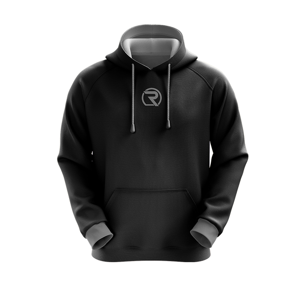 Renowned Hoodie Black/Grey