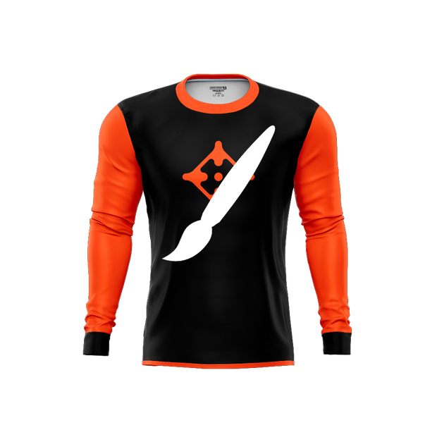 Long Sleeve Jersey Design - NEW!