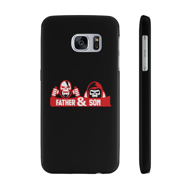 Father & Son Phone Case