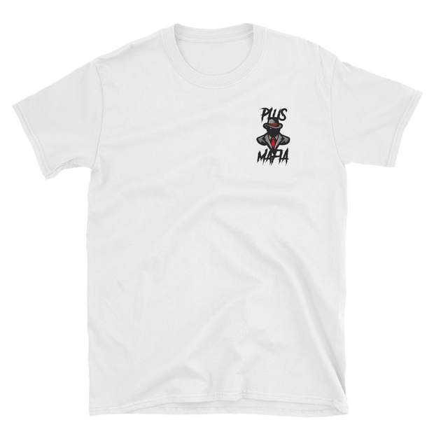 Plus Mafia White T-Shirt