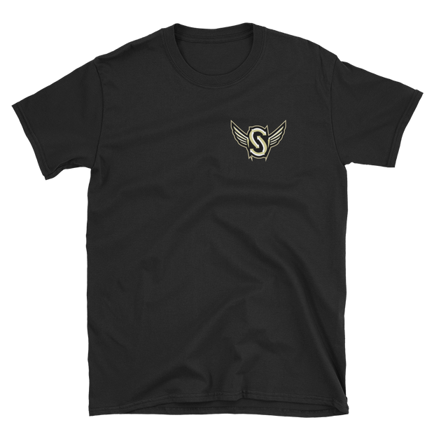 Team Sync Black T-Shirt