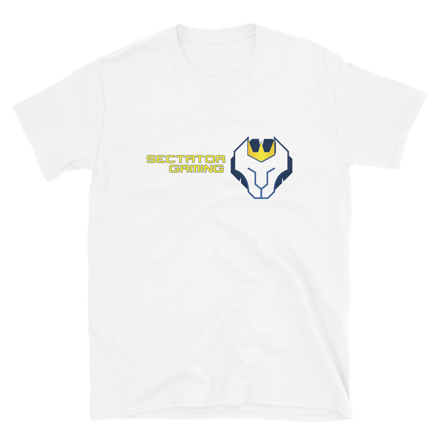 Sectator Gaming White T-Shirt