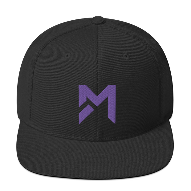 Mazida Purple Snapback