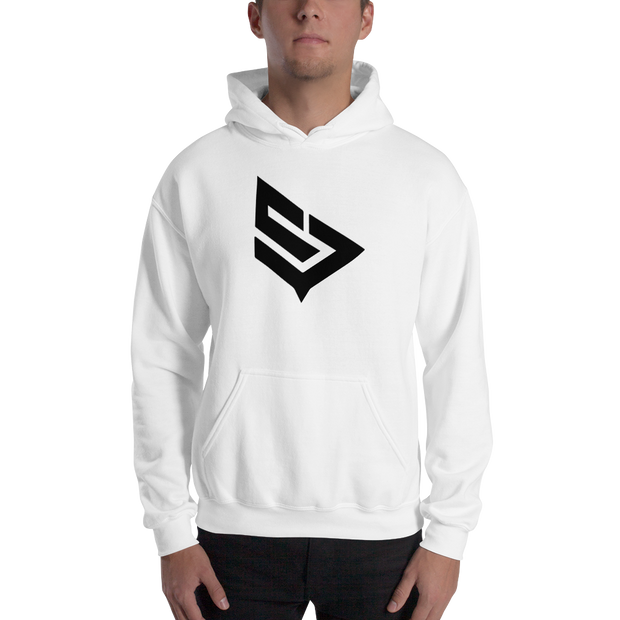 Purified Salt White Hoodie