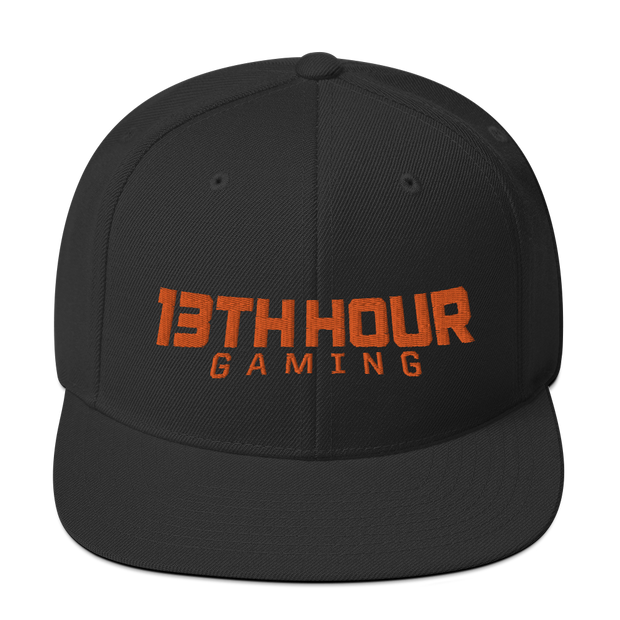 13th Hour Gaming Snapback