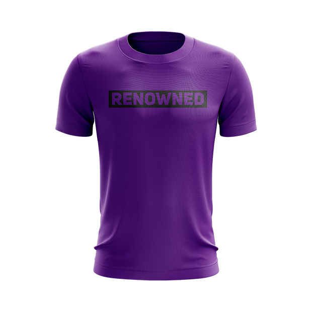 Renowned Purple T-Shirt