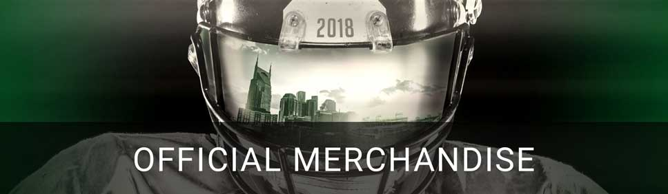 Official Music City Bowl Merchandise