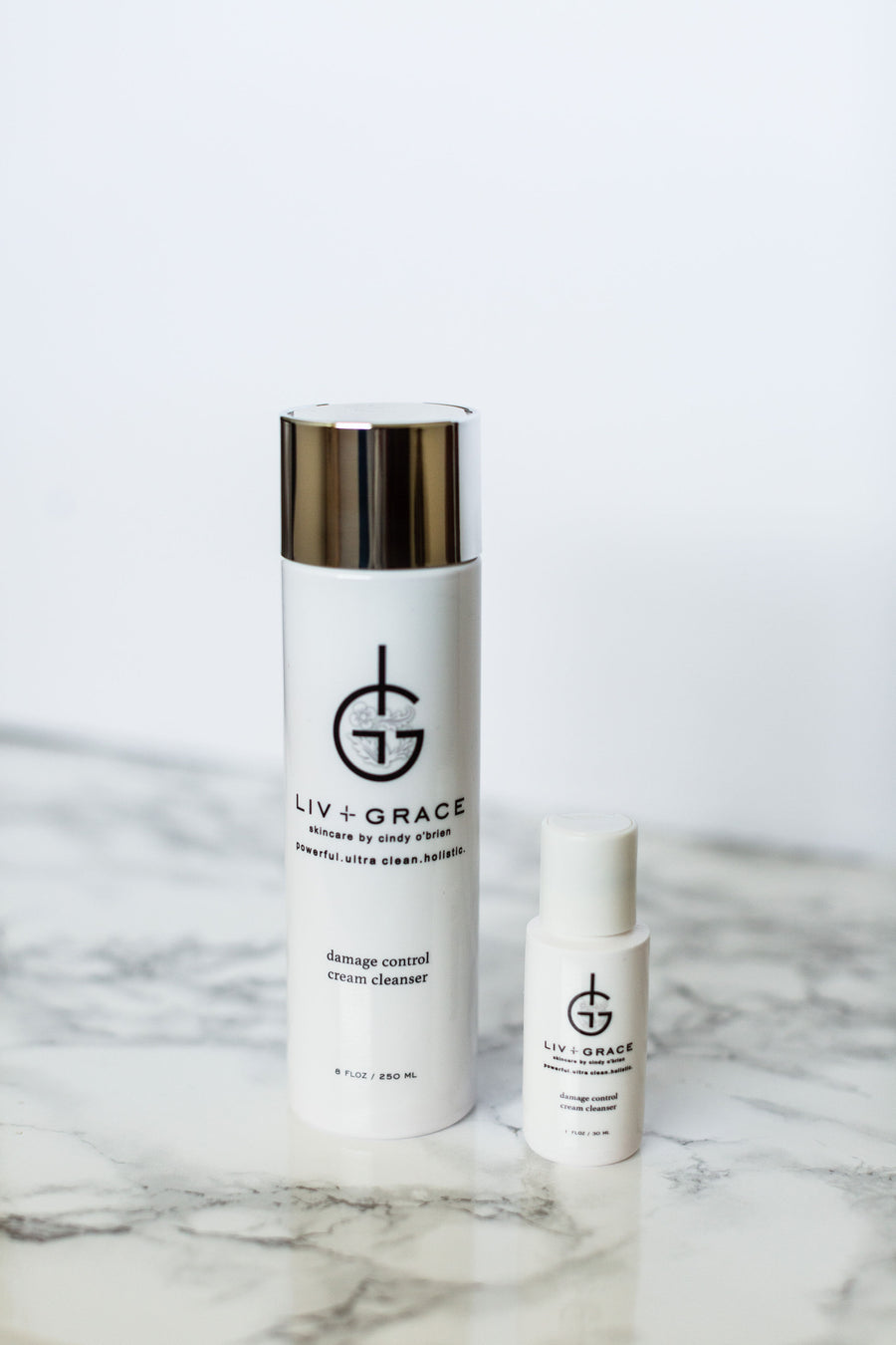 Damage Control Creme Cleanser
