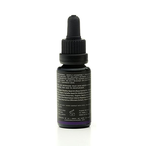 Rescue Hydrate Facial Oil Serum