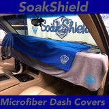 SoakShield Microfiber Dash Covers - Pre Orders