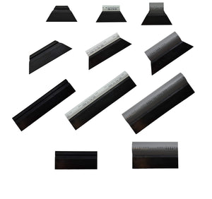 Fusion Tools Squeegee Fusion Black Turbos