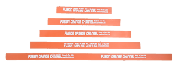 Fusion Tools Squeegee Fusion Orange Channel Squeegee