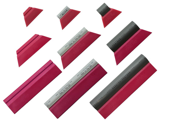 Fusion Tools Squeegee Fusion Pink Turbos