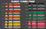 Fusion Tools Squeegee Handle Fusion Turbo PVC Handle Options