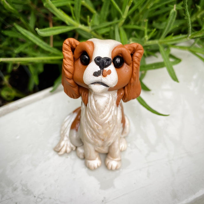 Custom Clay Pet Sculptures