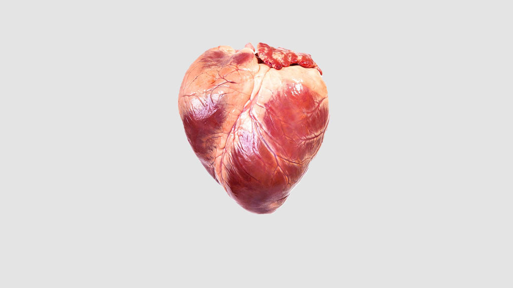 Heart. Muscle or offal?