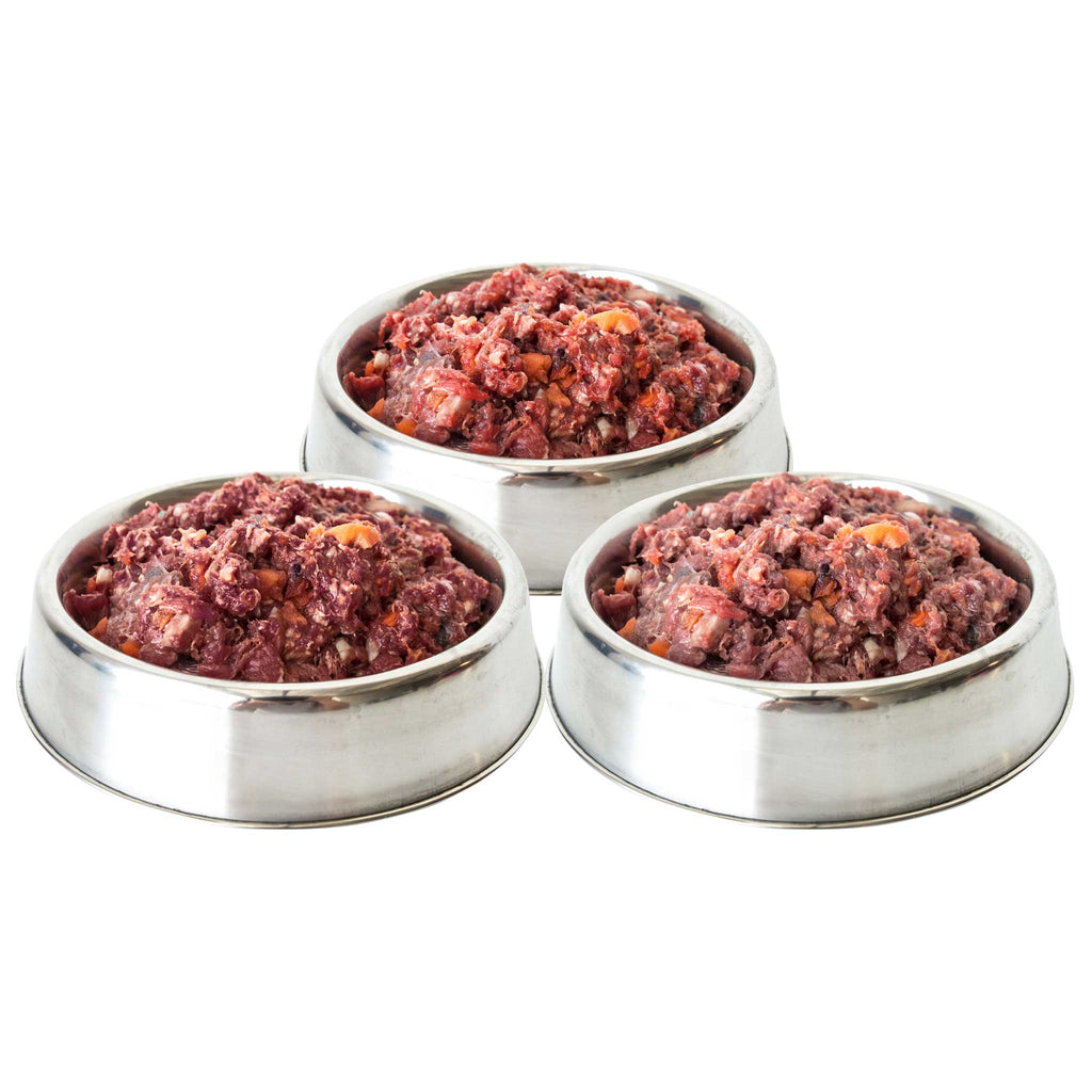 Raw Dog Food on a Budget