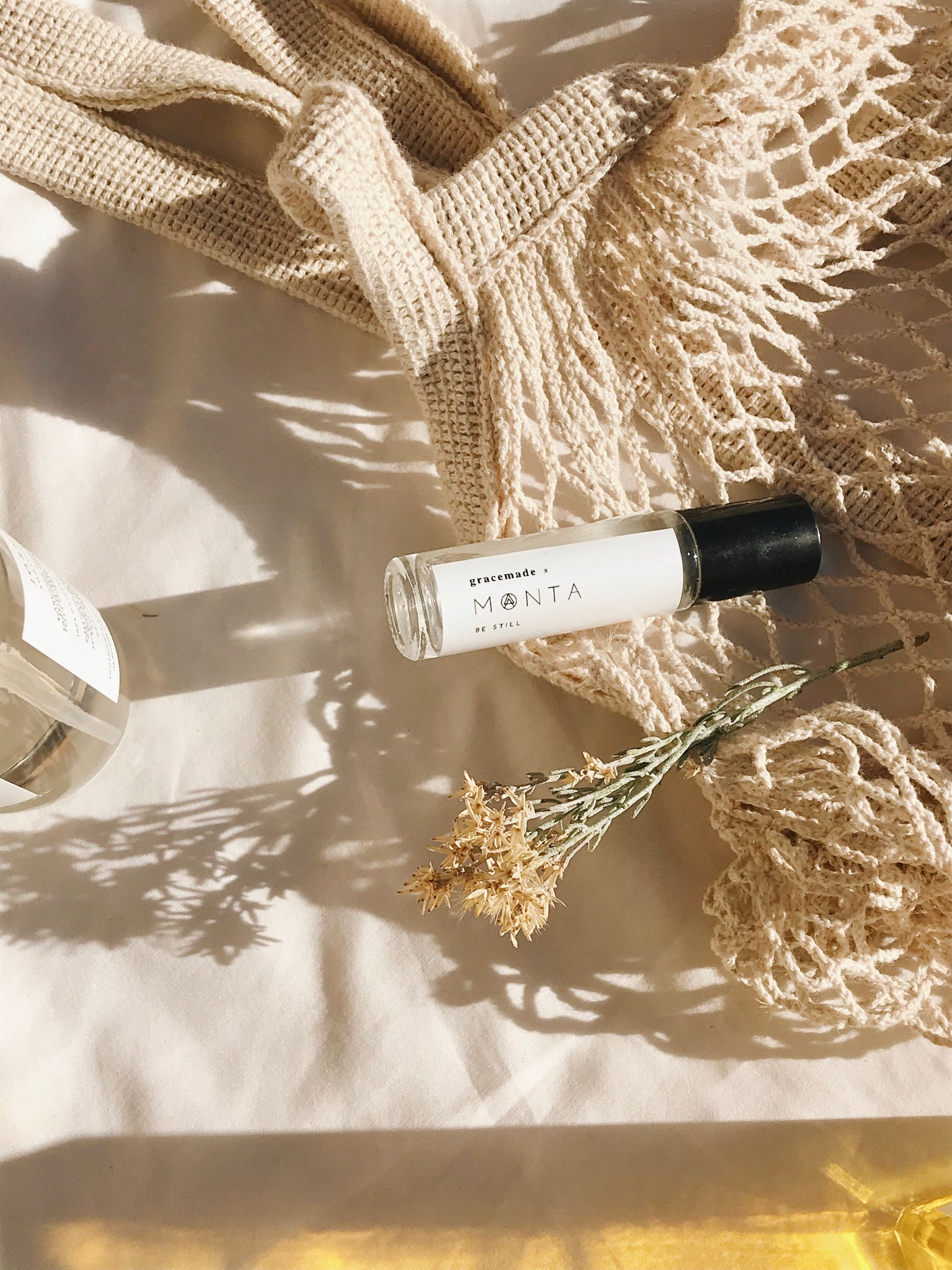 BE STILL AROMATHERAPY ROLLERBALL