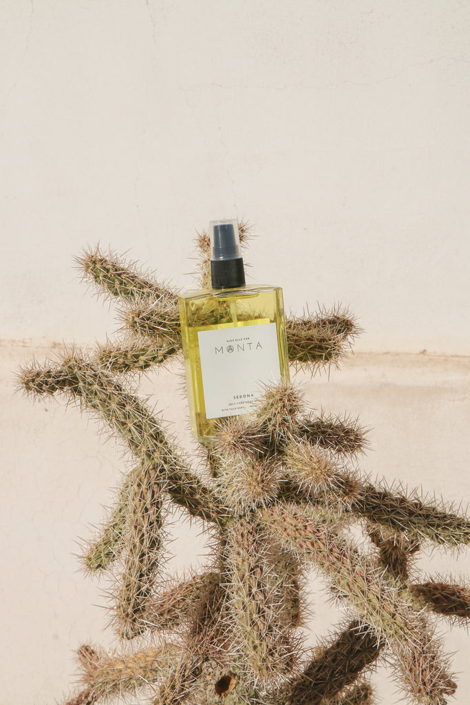 ALEX ELLE FOR MONTA SEDONA SELF-CARE BODY OIL