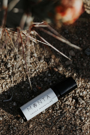SMOKY MOUNTAINS AROMATHERAPY ROLLERBALL