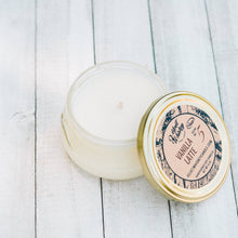 6oz Vanilla Latte Candle