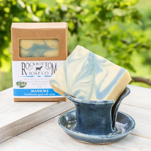 Rock Bottom Soap - Seashore Goat Milk Soap