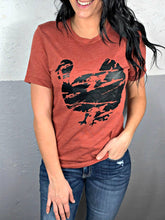 Distressed Turkey Tee