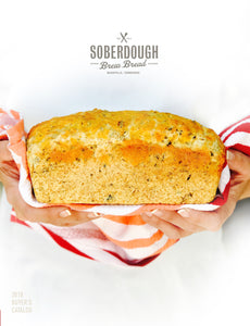 Soberdough - Cheesy Garlic