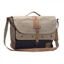 Flapover Messenger Bag