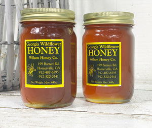 GA Grown Wilson Honey