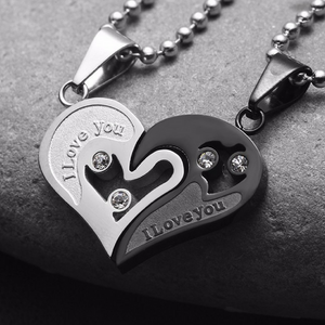 The Forever Love Necklaces // Three Colours Available