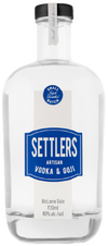 Settlers Vodka & Goji Berries